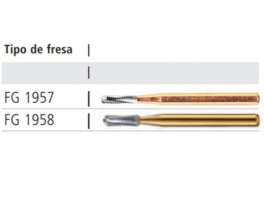FRESA DE CUPULA FISURA...