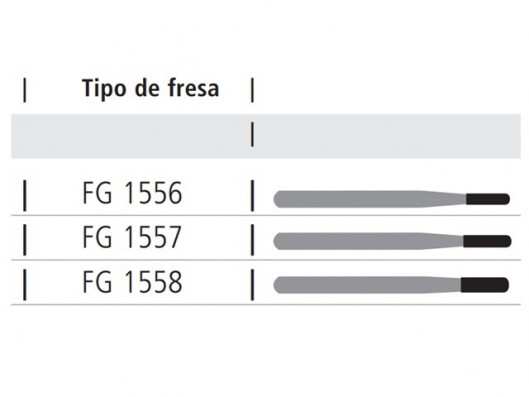 FRESA CILINDRICA REDONDA...