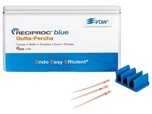 GUTAPERCHA RECIPROC BLUE 60u.
