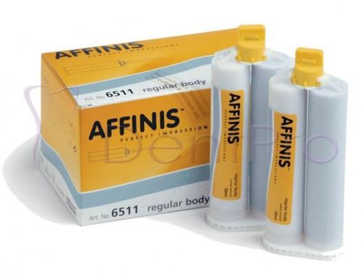 AFFINIS REGULAR BODY, 2x50ml.