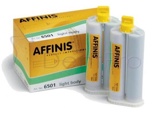 AFFINIS LIGHT BODY, 2x50ml.