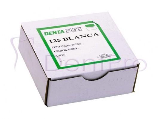 PLANCHAS 125 BLANCA 3,5mm....