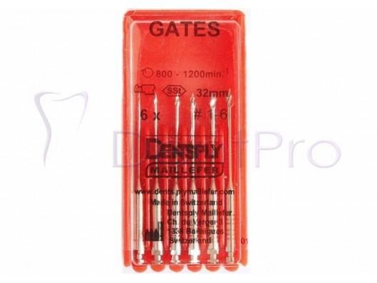 FRESAS GATES 15mm. 6u.