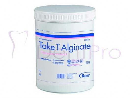 TAKE 1 ALGINATE BOTE 500gr.