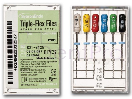LIMAS TRI-FLEX 30mm. 6u.