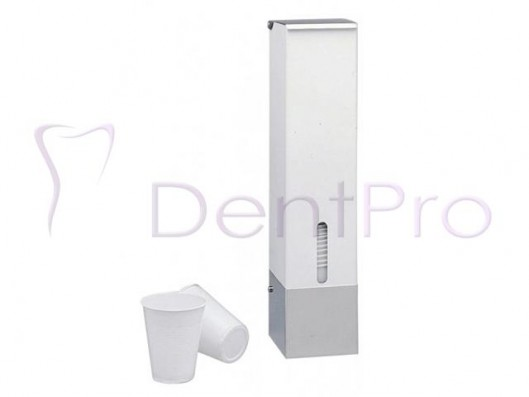 DISPENSADOR VASOS METALICO