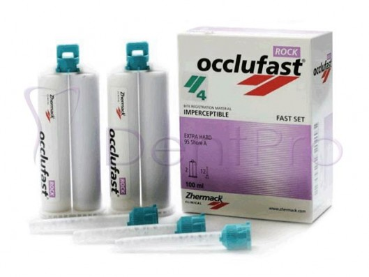 OCCLUFAST ROCK D2 REGISTRO...