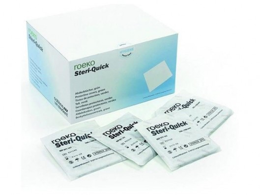 STERILE COVERS STERI-QUICK...