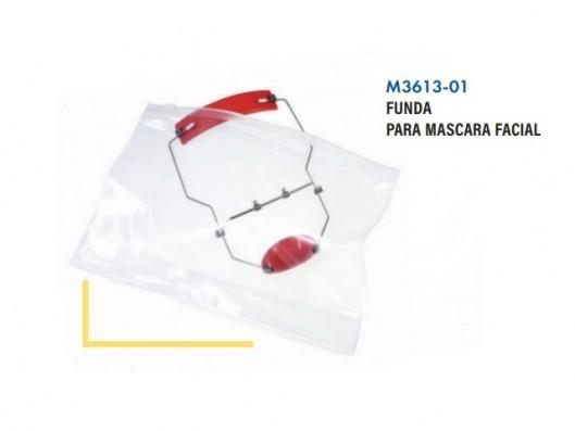 FUNDA P/MASCARA FACIAL 10u.