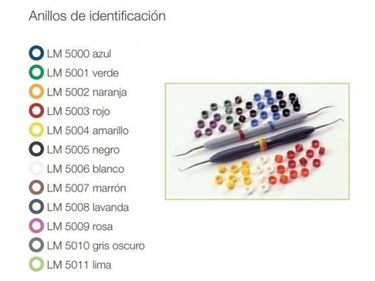 ANILLOS IDENTIFICADORES LM...