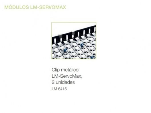 CLIPS METALICOS SERVOMAX LM...
