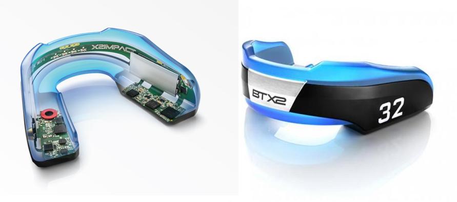 X2 Impact - Protector Bucal inteligente