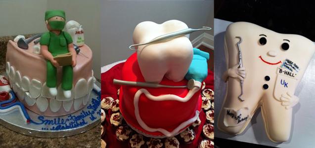 Los Pasteles Dentales más increíbles del mundo