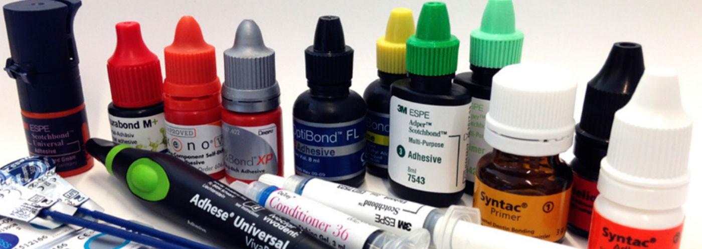 Adhesivos dentales para todo tipo de restauración